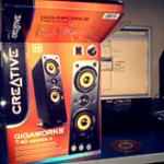 Creative Gigaworks T40 II…