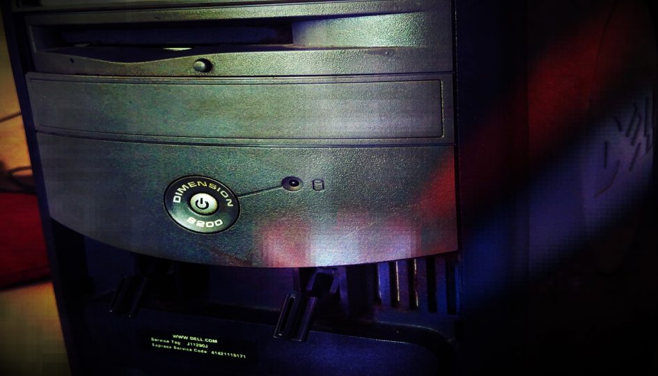P4 Dell Dimension 8200