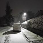 Wintereinbruch 2016