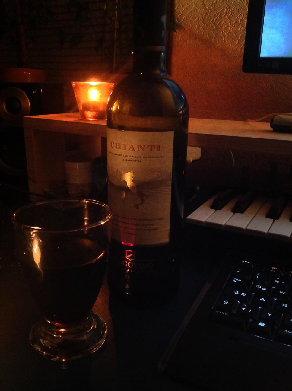 Wein Weib und das Christkindle