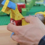 Modernes Spielzeug – Tinkerbots